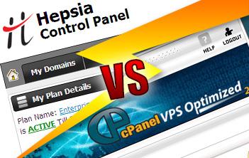 banner hepsia vs cpanel