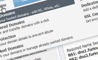 domain manager multi domain